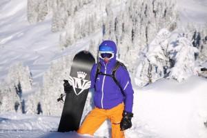 Personal Ski Guide and Snowboard School - Kitzbuehel - Christian Meier  Nidecker Ultralight